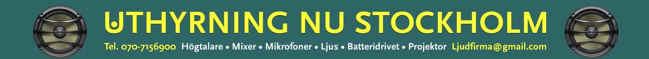 Ljudfirma UNS - Stor Logo