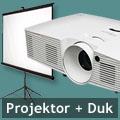 Hyra projektor projektorduk i Stockholm