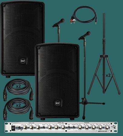 Hyra karaoke ljudanläggning nr.2 Sthlm